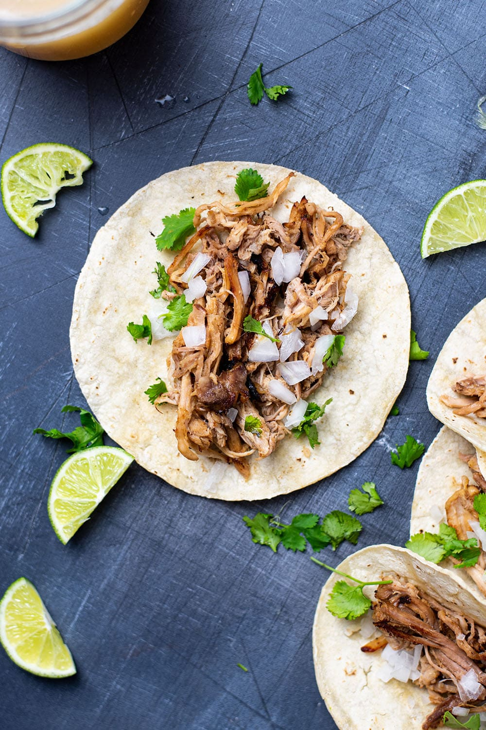 Pork Carnitas Tacos Recipe