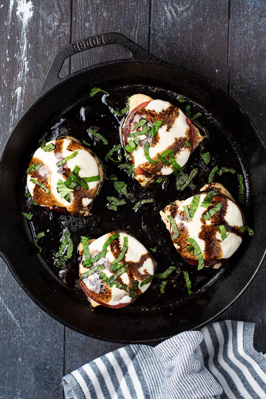 Baked Chicken Caprese Recipe