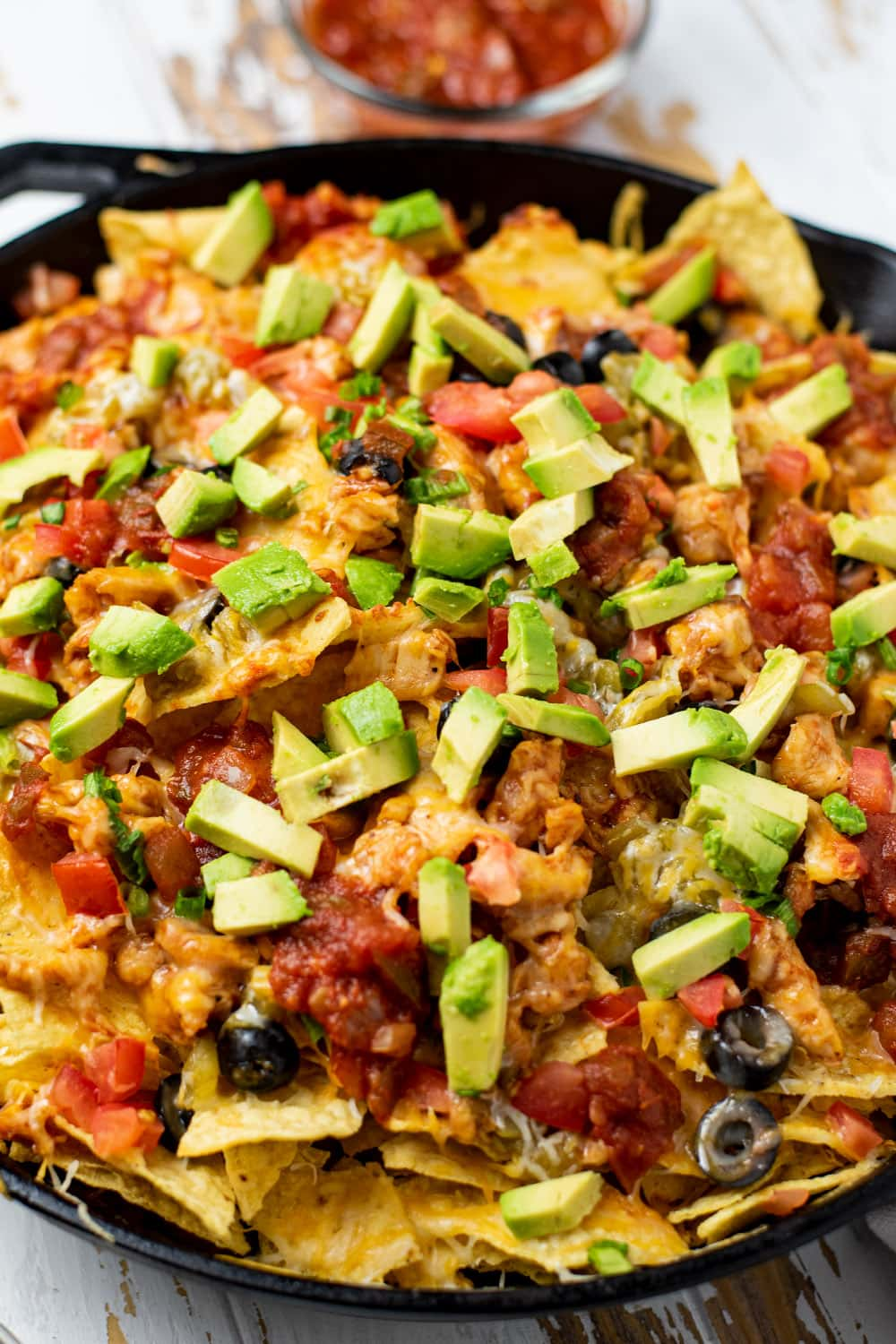 BBQ Chicken Nachos Recipe