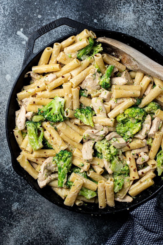Chicken Broccoli Ziti Recipe