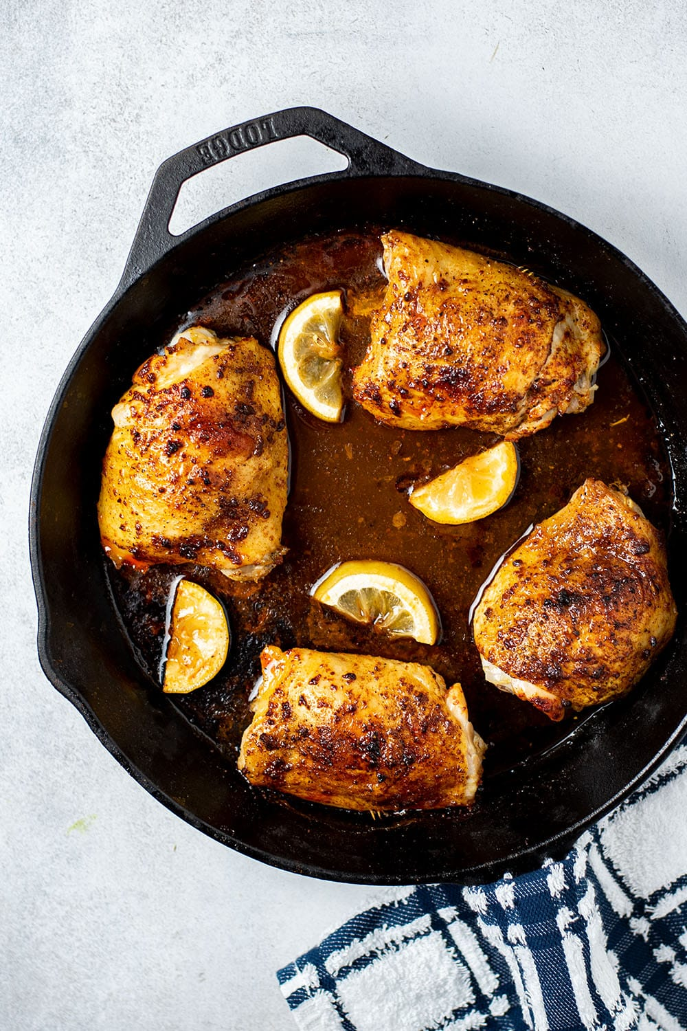 The Easiest Roasted Chicken Thighs Recipe Ever