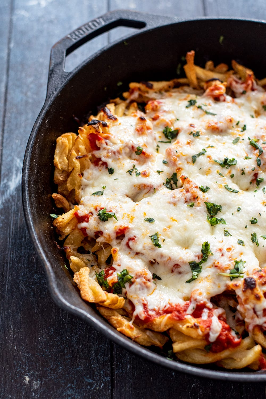 Pizza Fries Recipe