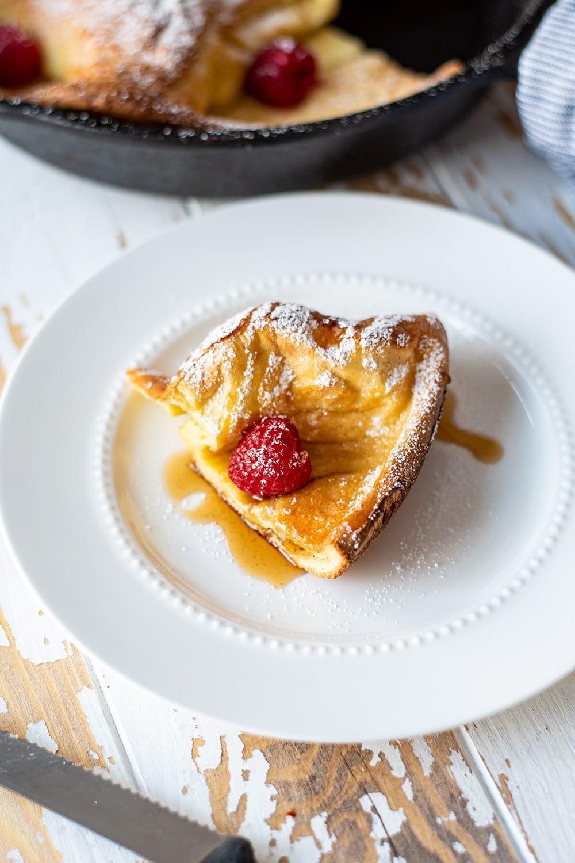 Almond Dutch Baby Recipe