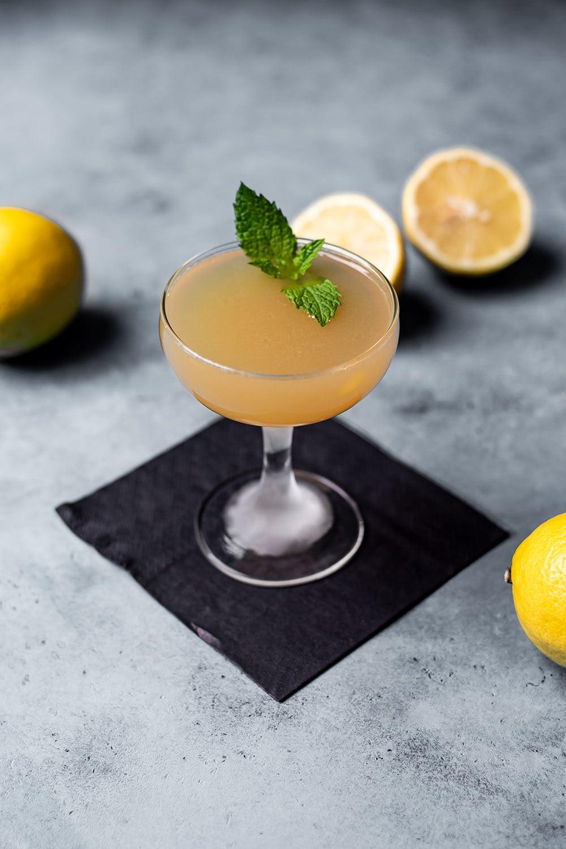 Bourbon Lemonade Cocktail Recipe