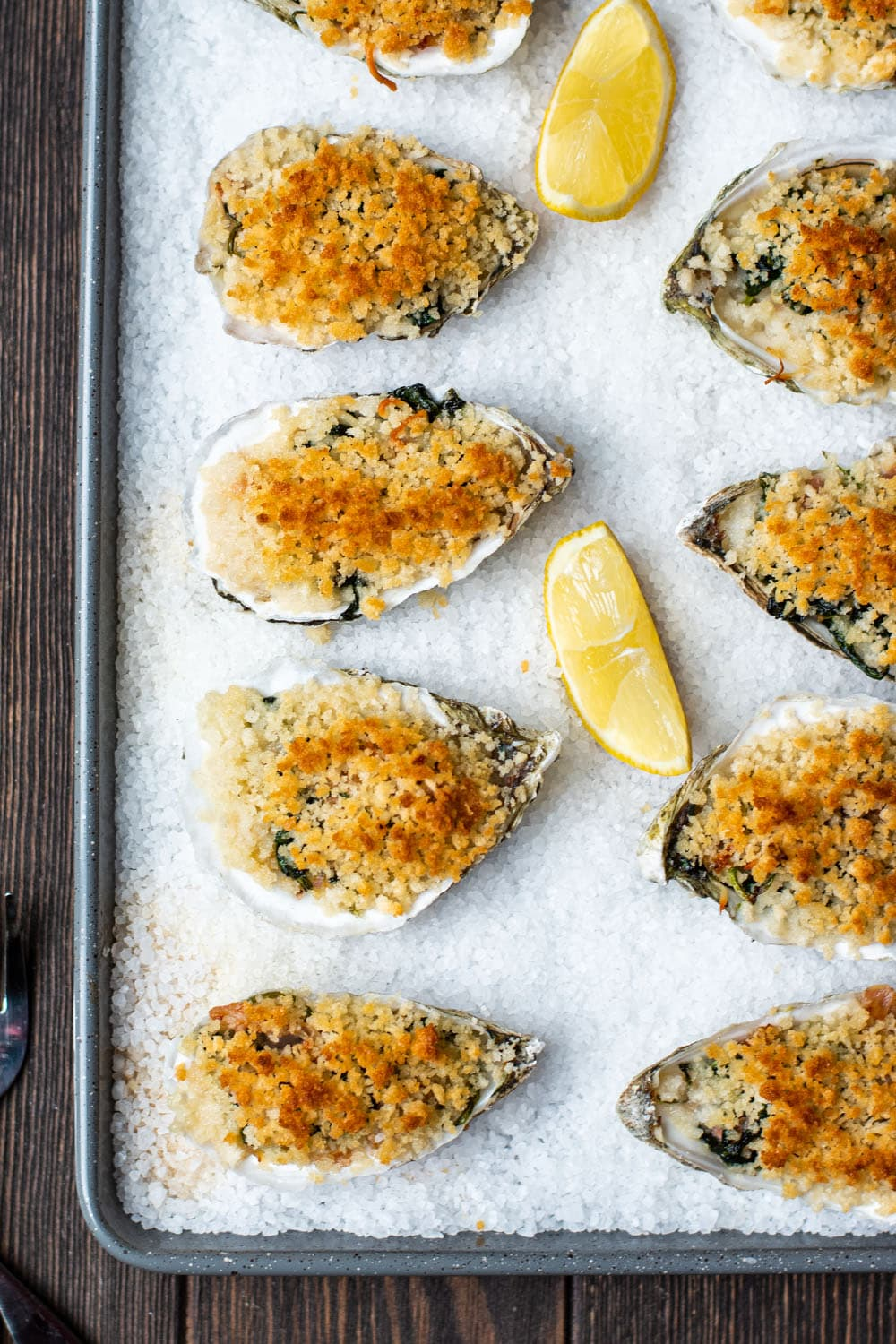 Baked Oysters Recipe